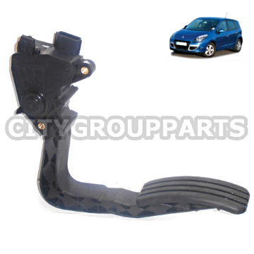 RENAULT SCENIC & GRAND MK3 THROTTLE ACCELERATOR PEDAL POSITION SENSOR